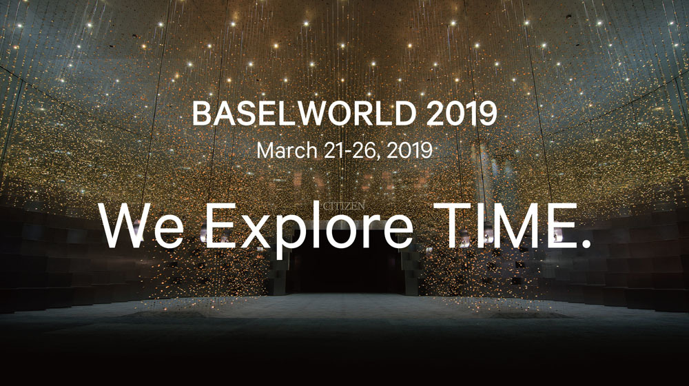 2019 BASEL WORLD